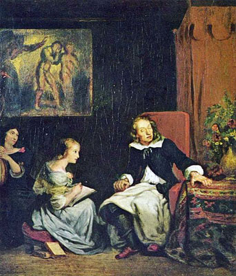 Milton_dictating_Paradise_Lost_to_his_daughters_by_Delacroix