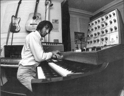 Pete townshend home studio